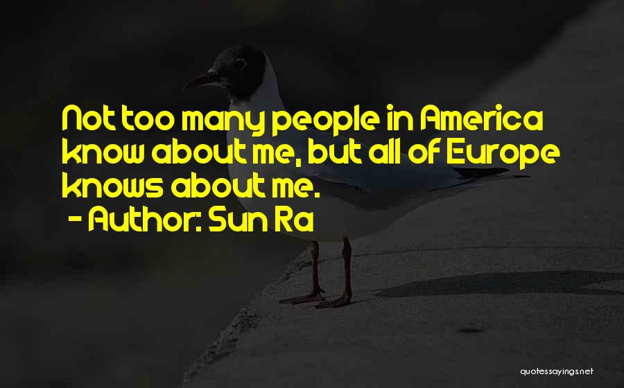 Sun Ra Quotes 764901