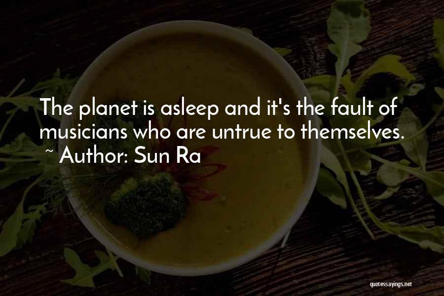 Sun Ra Quotes 773456