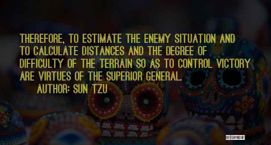 Sun Tzu Terrain Quotes By Sun Tzu