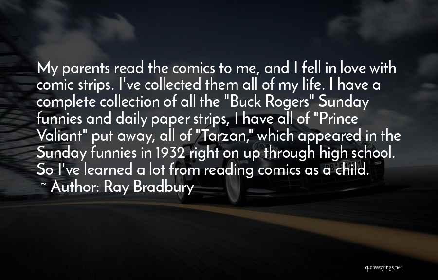Sunday School Quotes By Ray Bradbury