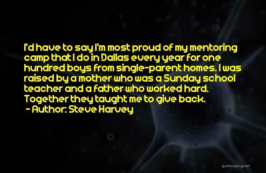 Sunday School Quotes By Steve Harvey