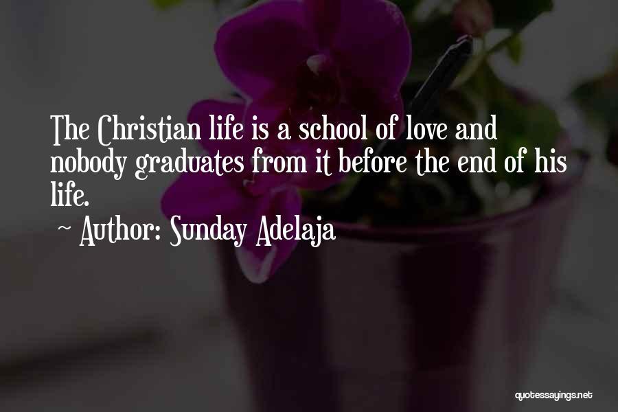 Sunday School Quotes By Sunday Adelaja