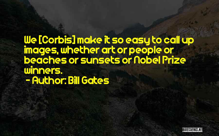 Sunset On The Beach Quotes By Bill Gates