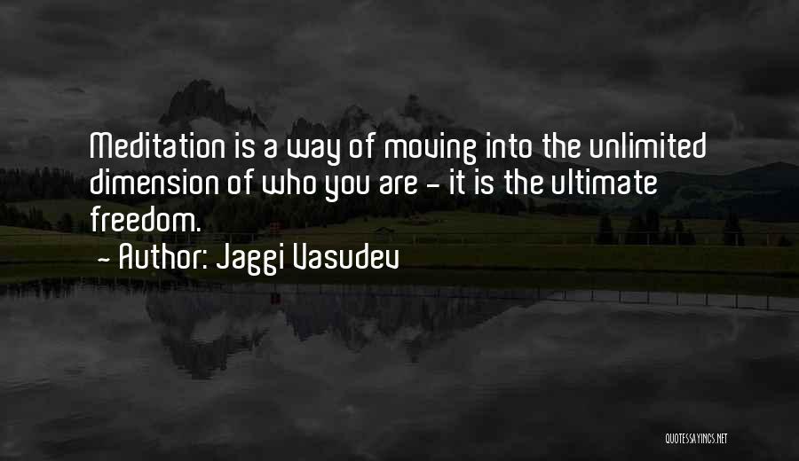 Sup Yoga Quotes By Jaggi Vasudev