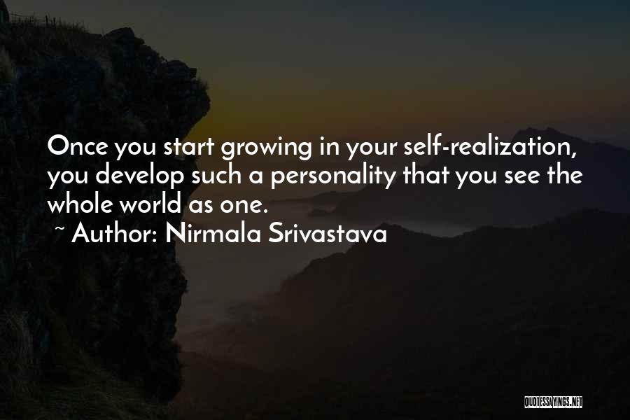 Sup Yoga Quotes By Nirmala Srivastava