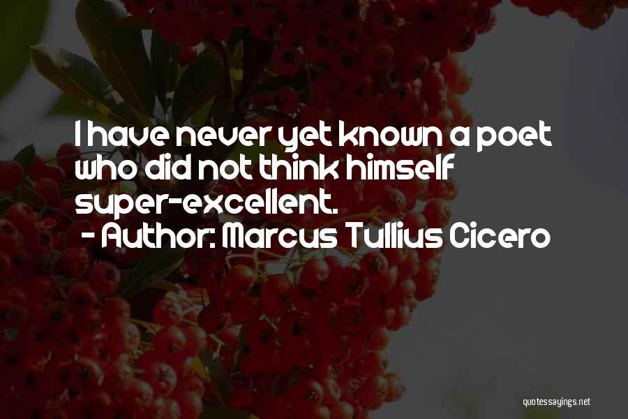 Super Thinking Quotes By Marcus Tullius Cicero