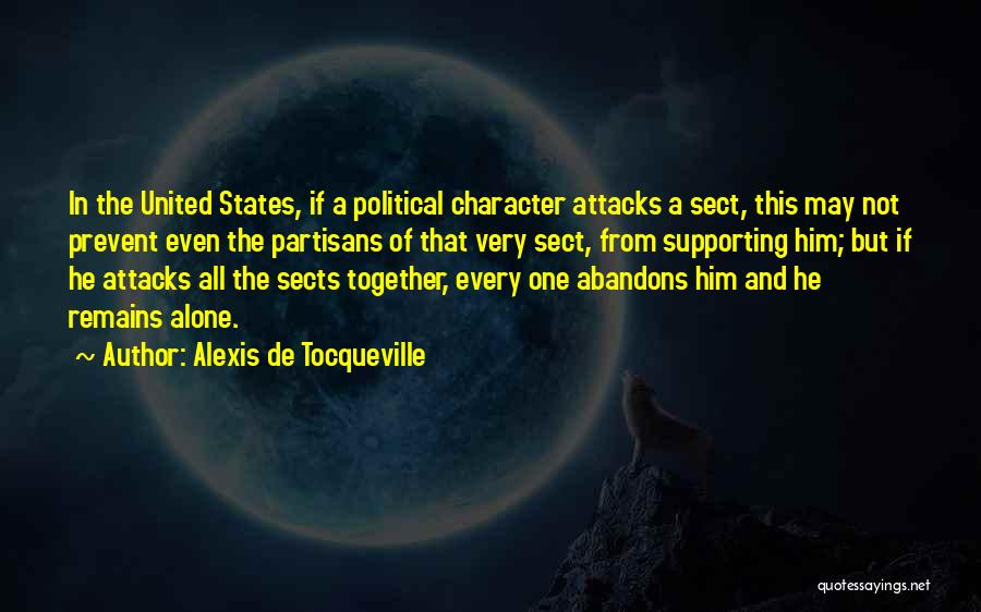 Supporting Quotes By Alexis De Tocqueville