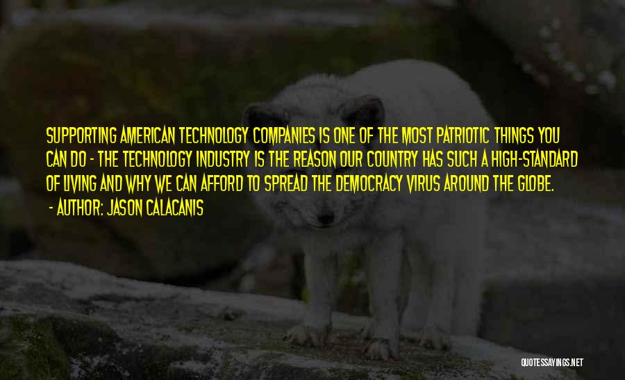 Supporting Quotes By Jason Calacanis