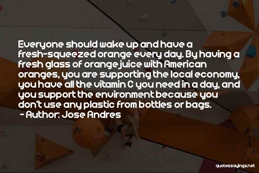 Supporting Quotes By Jose Andres