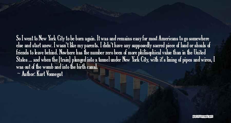 Supposedly Best Friends Quotes By Kurt Vonnegut