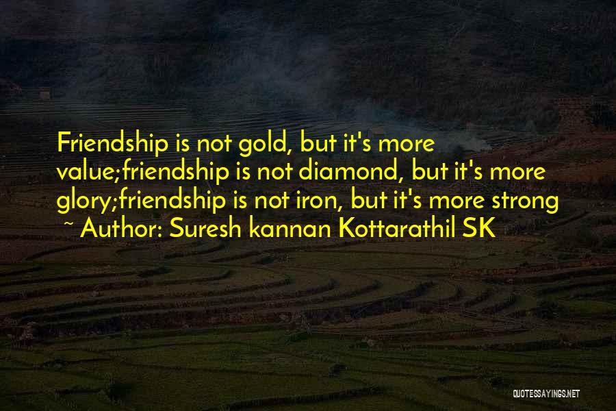 Suresh Kannan Kottarathil SK Quotes 1150435