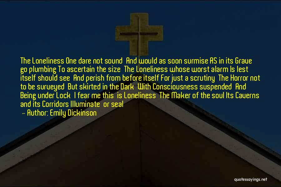 Surmise Quotes By Emily Dickinson