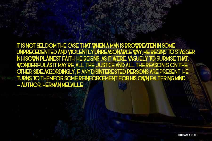 Surmise Quotes By Herman Melville