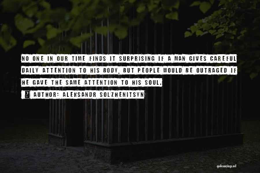 Surprising Yourself Quotes By Aleksandr Solzhenitsyn