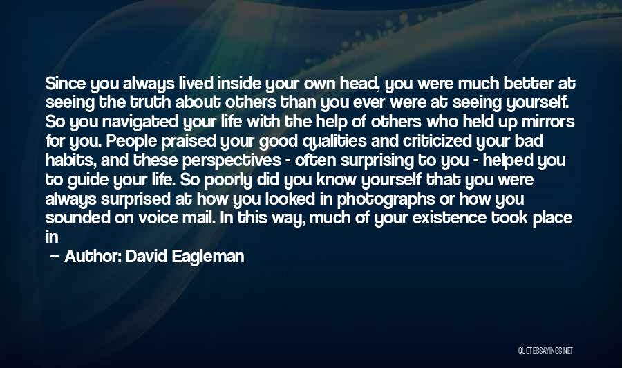 Surprising Yourself Quotes By David Eagleman