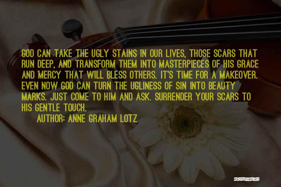 Surrender To God Quotes By Anne Graham Lotz