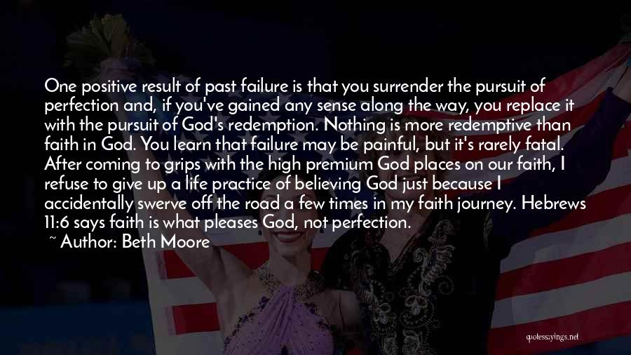 Surrender To God Quotes By Beth Moore