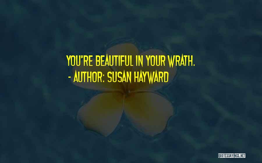 Susan Hayward Quotes 2253732