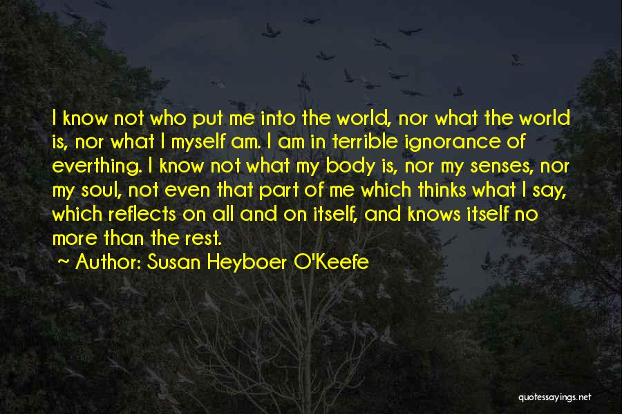 Susan Heyboer O'Keefe Quotes 1077847