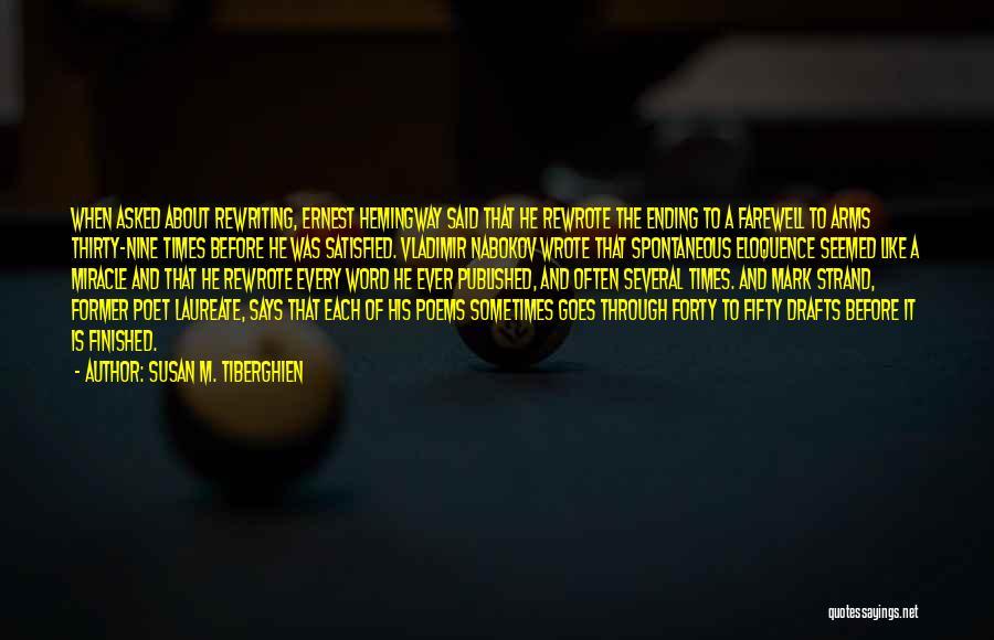 Susan M. Tiberghien Quotes 1106325
