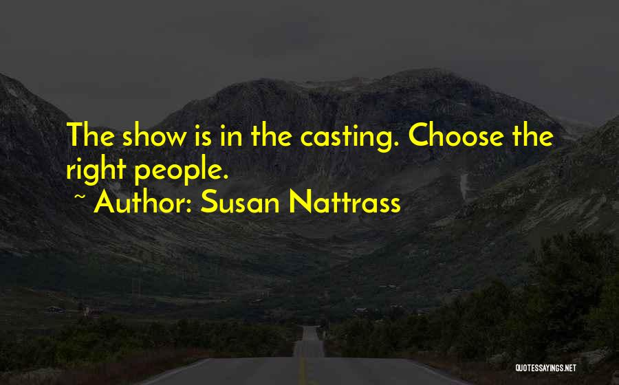 Susan Nattrass Quotes 2213640