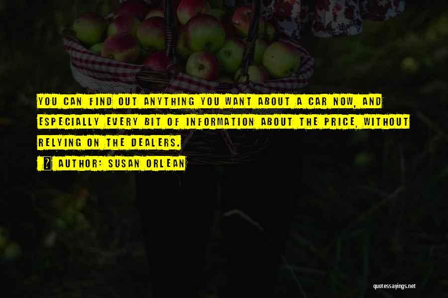 Susan Orlean Quotes 651627