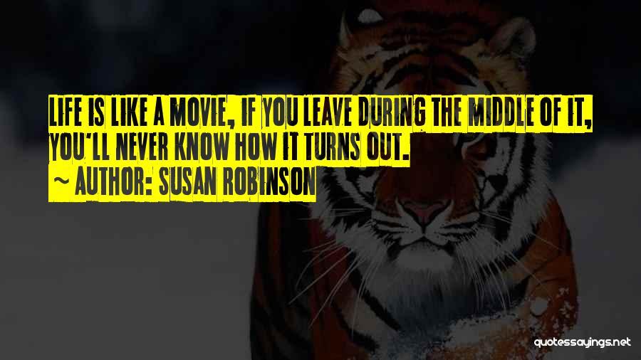 Susan Robinson Quotes 1215044