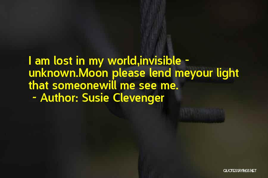 Susie Clevenger Quotes 1670007