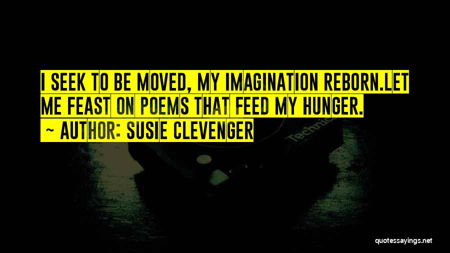 Susie Clevenger Quotes 1706641