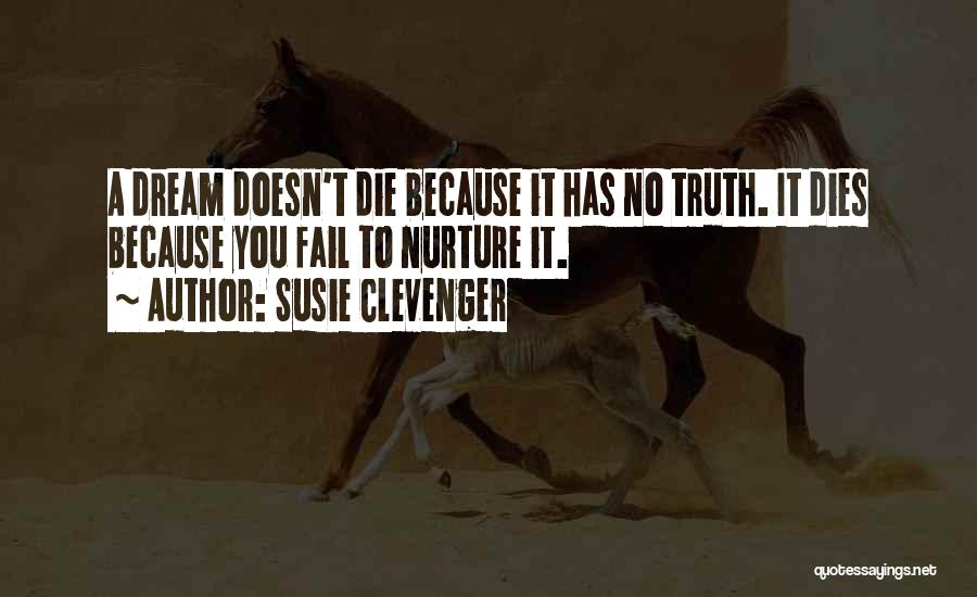 Susie Clevenger Quotes 1731842