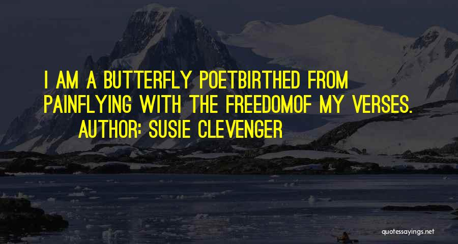Susie Clevenger Quotes 733555