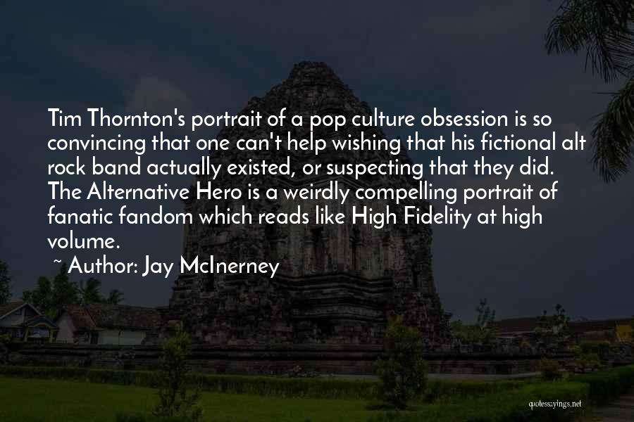 Suspecting Me Quotes By Jay McInerney