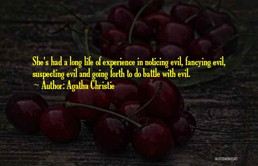 Suspecting Quotes By Agatha Christie