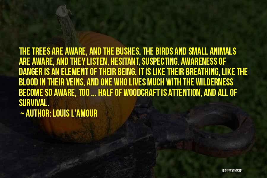Suspecting Quotes By Louis L'Amour