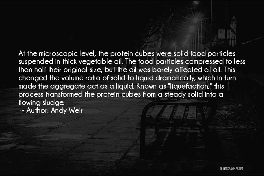 Suspended Quotes By Andy Weir
