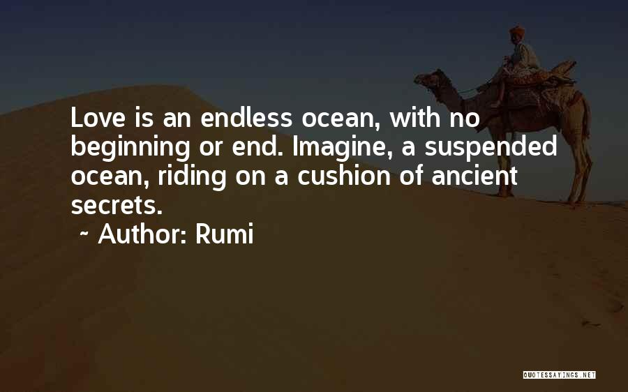 Suspended Quotes By Rumi