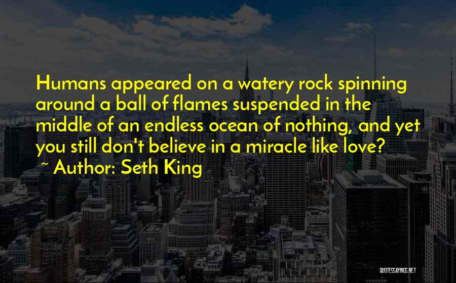 Suspended Quotes By Seth King