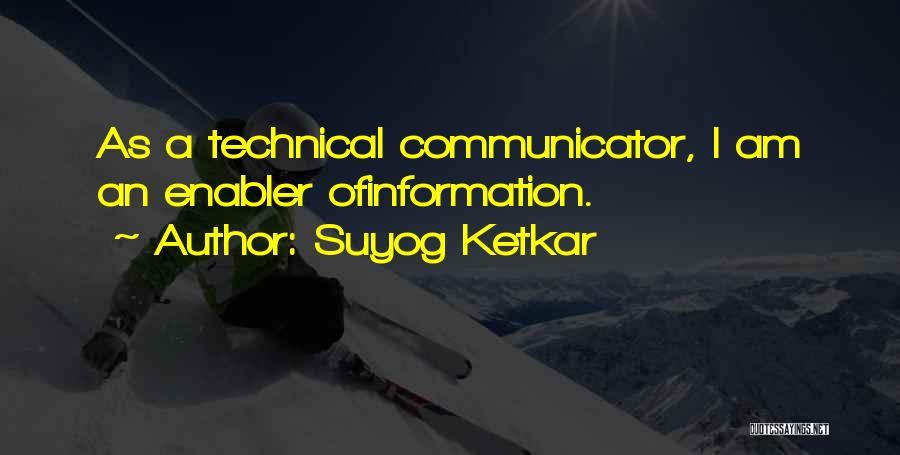 Suyog Ketkar Quotes 1197729