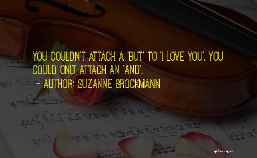 Suzanne Brockmann Quotes 111797