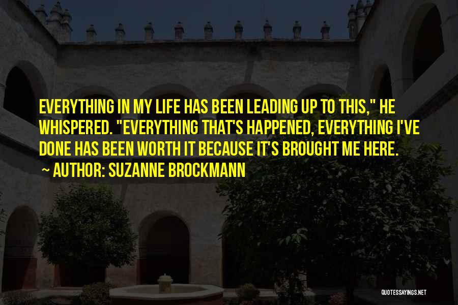 Suzanne Brockmann Quotes 1319135