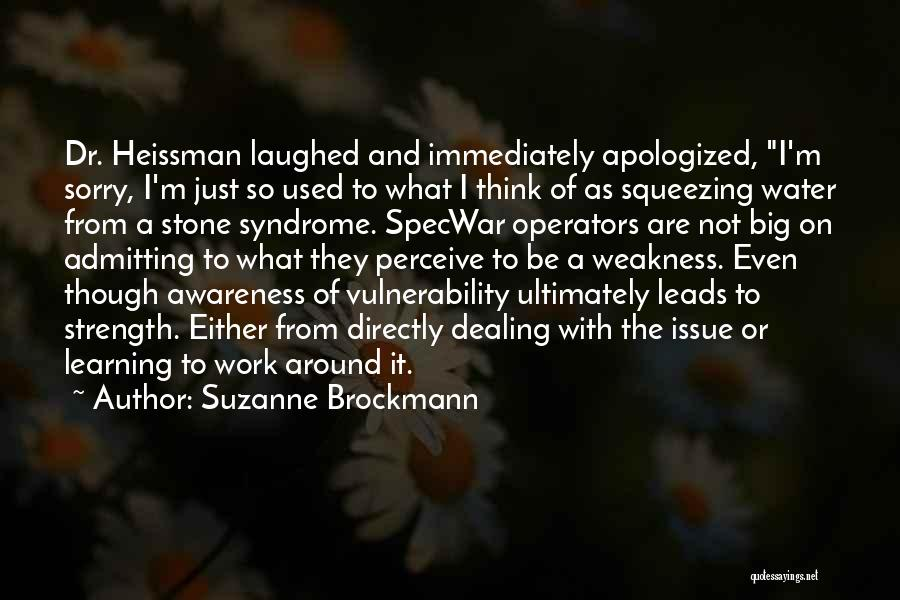 Suzanne Brockmann Quotes 1389598