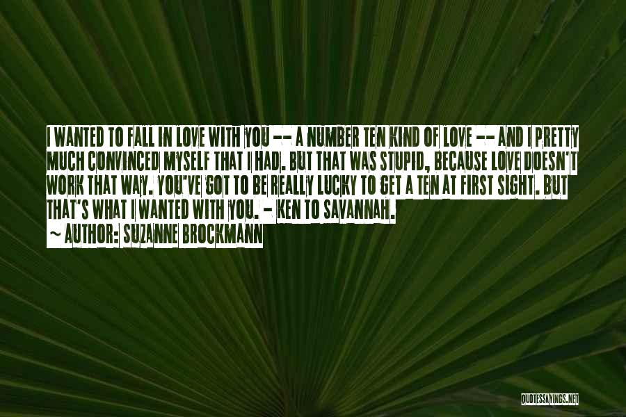 Suzanne Brockmann Quotes 1806564