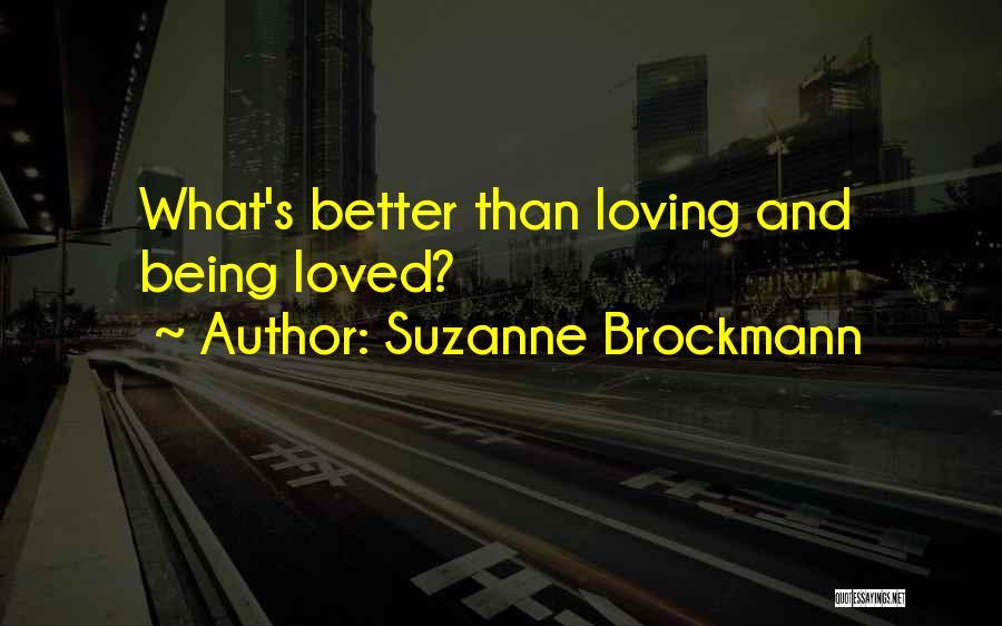 Suzanne Brockmann Quotes 1932655