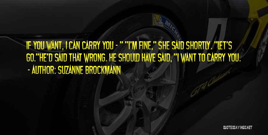 Suzanne Brockmann Quotes 2060045