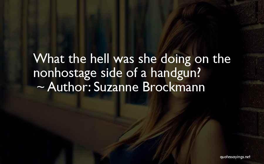 Suzanne Brockmann Quotes 2066064