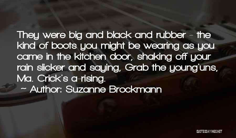 Suzanne Brockmann Quotes 2169348