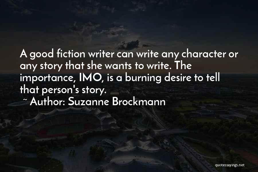 Suzanne Brockmann Quotes 2176848