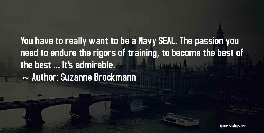 Suzanne Brockmann Quotes 299554