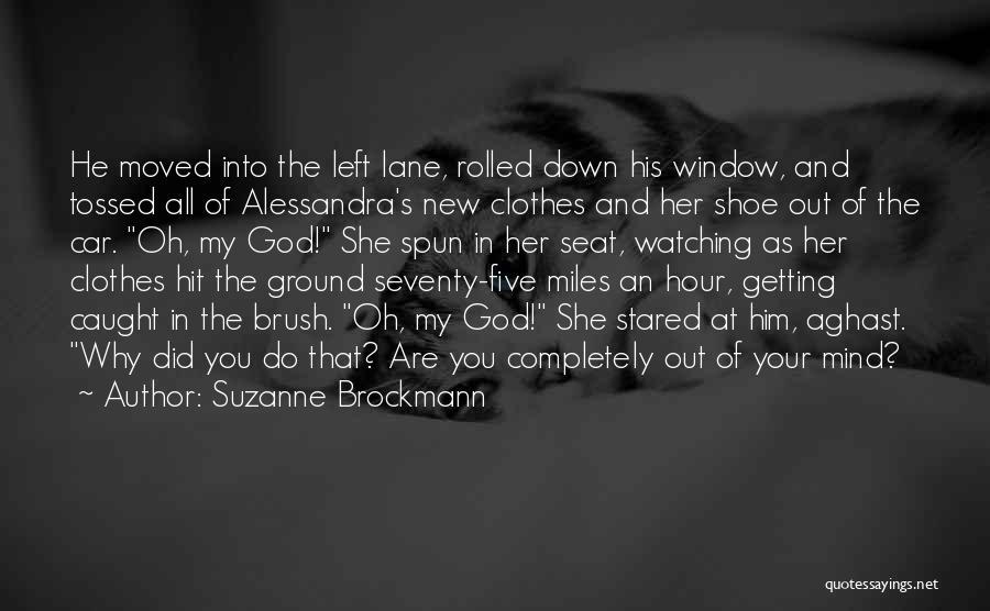 Suzanne Brockmann Quotes 313890