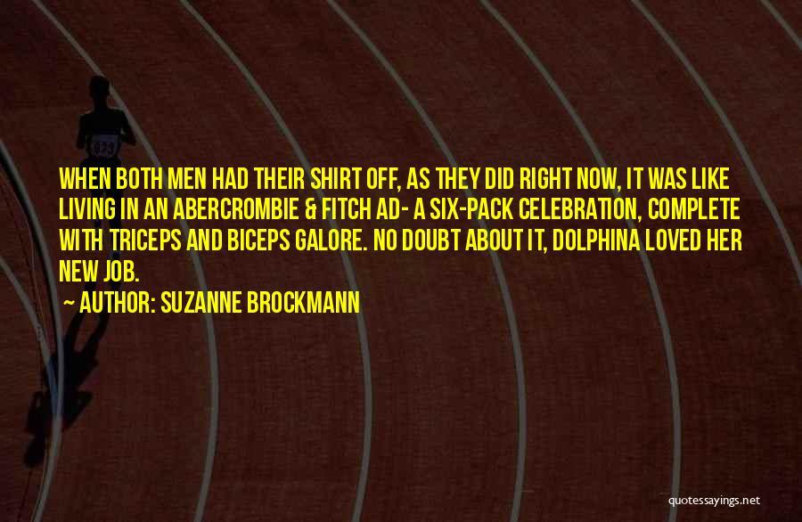 Suzanne Brockmann Quotes 412053